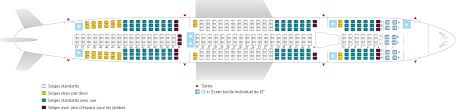 selection siege air transat 100 boeing 777 floor plan seatguru seat map airways