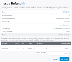 how to cancel an event eventbrite support