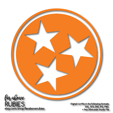 pumpkin svg free state of tennessee tn tri star tristar pride proud svg eps