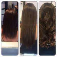 Micro Beaded Hair Extensions by Hair Extensions By Jaclynn Kate