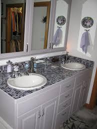 bathroom countertops ideas 23 best bath countertop ideas images on bathroom