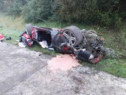 Post Bad Fallingbostel Autobahn A7 Bei Bad Fallingbostel Ferrari überschlägt Sich