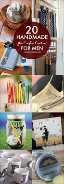 Handmade Gifts For Him Ideas - handmade gift tutorials for the 36th avenue