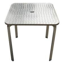patio table and chairs with umbrella hole aluminum patio table with umbrella hole