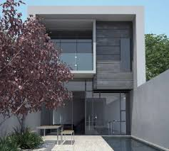 interesting narrow block home designs 34 for modern house with