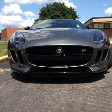 jaguar f type custom 2016 jaguar f type r is a civilized brute of a sports car