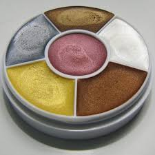 color wheel for makeup artists the ben nye fireworks wheel is the og highlighter all