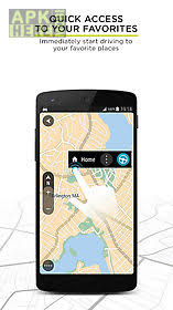 tomtom android tomtom gps navigation traffic for android free at apk