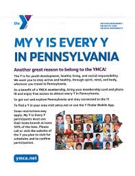 Pennsylvania travel plus images Reciprocity waynesboro ymca jpg