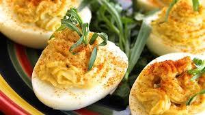 devilled egg platter bleue s deviled egg platter bleues express catering service