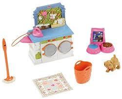 Loving Family Kitchen Furniture Amazon Com Furniture Dollhouse Accessories Toys U0026 Games