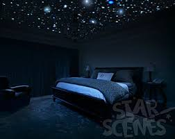Glow in the dark stars for adults romantic bedroom decor
