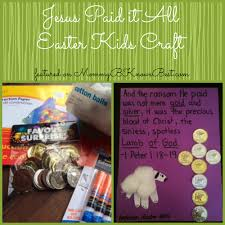 jesus paid it all easter kids craft guest post u2013 mommyb knows best