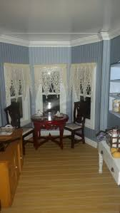 Dollhouse Dining Room Furniture by 107 Best Dollhouse Kitchen Dining Room Images On Pinterest