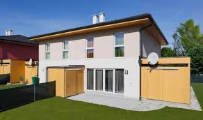 Doppelhaus Doppelhaus 120 W