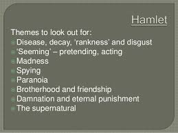 supernatural themes in hamlet introduction to hamlet with exercises on act one scenes one and two