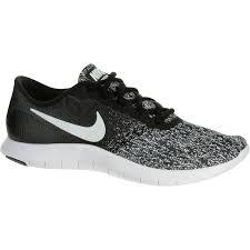 Nike Sport nike flex contact black white decathlon