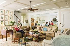 southern living home interiors southern living living rooms home interior design