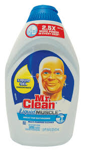 Mr Clean Bathroom Cleaner Pride Products