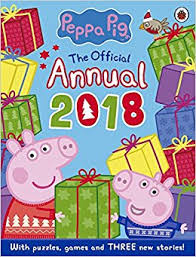 Peppa Pig 2017 Book Peppa Pig Official Annual 2018 Peppa Pig 9780241289280