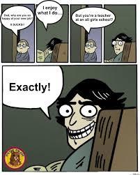Staredad Meme - stare dad by mwennya meme center