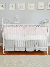 adele lou u0027s soft grey and pale pink nursery project nursery