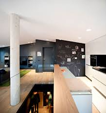 modern spanish kitchen brilliant spanish duplex employs inventive floor plan and a dash