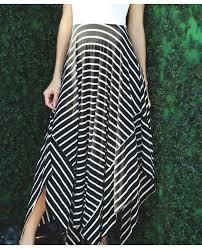 black u0026 white striped maxi dress