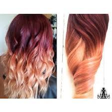 kankalone hair colors mahogany ombre hair ect polyvore