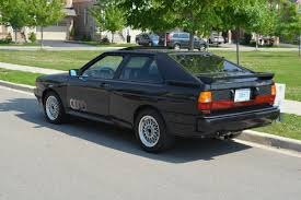 first audi quattro how about a 1984 audi quattro for 25k or less