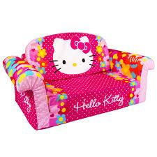 Flip Open Sofa by Marshmallow Furniture Flip Open Sofa Hello Kitty Spin Master