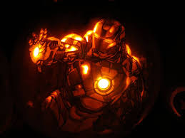 decorating ideas inspiring picture of spooky art predator pumpkin