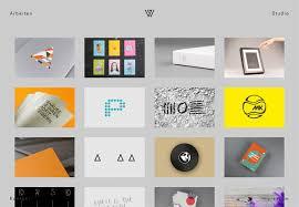 graphic design ideas inspiration beautifully simple portfolio websites for your inspiration