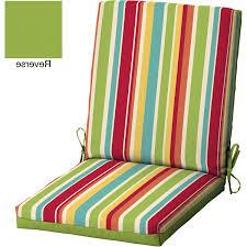 Patio Seat Cushions Walmart by Furniture Kitchen Chair Cushions Walmart In Amazing Mainstays