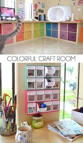 1095 best craft room organization images on pinterest studio my colorful craft room storage and decor