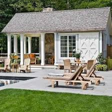 Backyard Pool Houses by Best 20 Pool House Interiors Ideas On Pinterest U2014no Signup