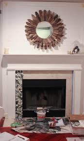 best 25 mosaic tile fireplace ideas on pinterest fireplace