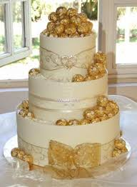 ferrero rocher wedding cake delicious treats cakes biscuits