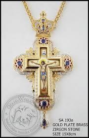 pectoral crosses silver pectoral cross 193 oramaworld