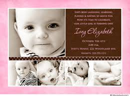 sweet photo collection 1st birthday card collage design