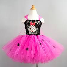 2017 minnie mouse tutu dress baby 2t 3t children girls 4