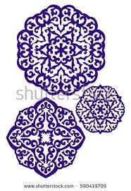 kazakhstan ornament stock images royalty free images vectors