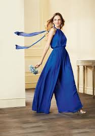 formal jumpsuits for wedding the wedding trend 25 stylish bridesmaids jumpsuits
