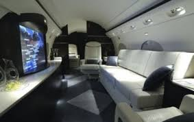 Private Plane Bedroom Top 10 Most Expensive Private Jets In The World