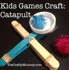 kids games craft catapults u2022 the crafty mummy