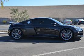 Audi R8 All Black - looking at ordering a new r8 black or silver page 3