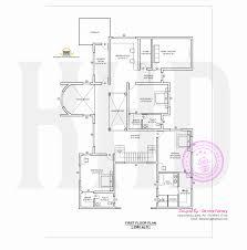 home theater floor plans contemporary home plan by de sine factory kerala home design