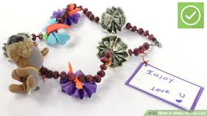 money leis how to make money leis 13 steps with pictures wikihow
