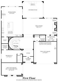 altura the sorrento nv home design 1st floor floor plan