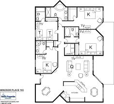 palmetto dunes rentals 103 windsor place 4 bedroom condo